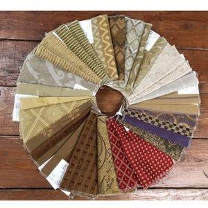 29pcs Tiny Fabric Samples Crafting Bundle